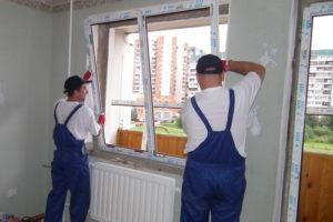 Установка пластиковых окон в Оренбурге