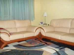 Перетяжка кожаной мебели в Оренбурге