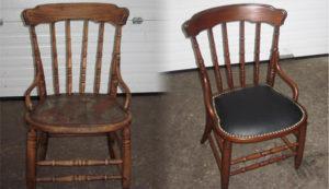Перетяжка стульев на дому недорого в Оренбурге