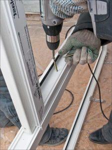 Восстановление геометрии окна недорого в Оренбурге