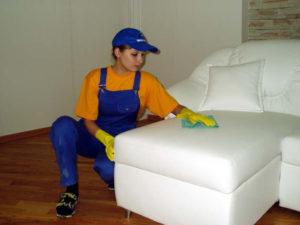 Чистка мебели на дому в Оренбурге
